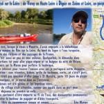 200 km en kayak sur la Loire par Eric Marion
