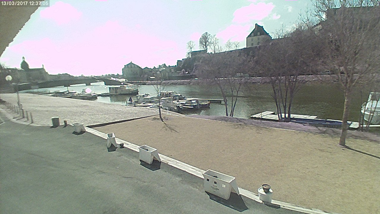 Webcam 13 mars 2017 Port de plaisance