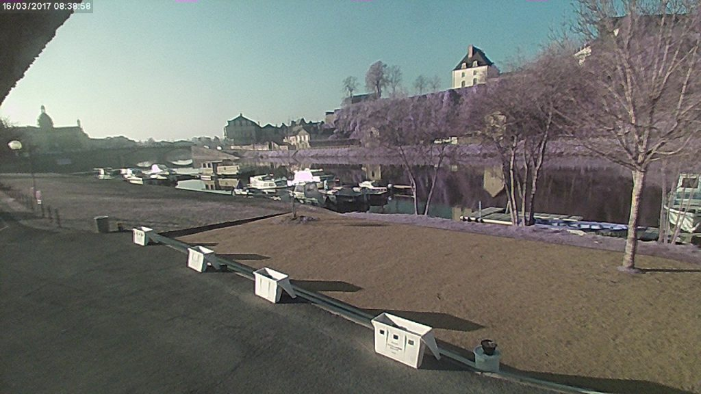 webcam Canotika 16 mars 2017