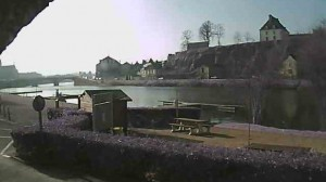 Vue webcam du port de plaisance