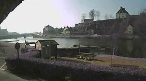 Vue webcam du port de plaisance