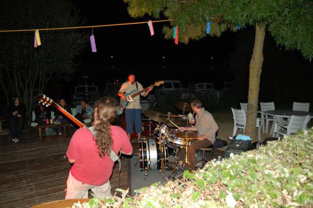 Incognita Trio soirée 1 er août 2014 canotika