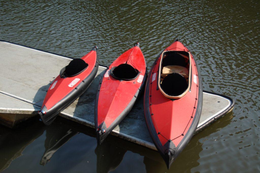 kayaks Nautiraid de Canotika