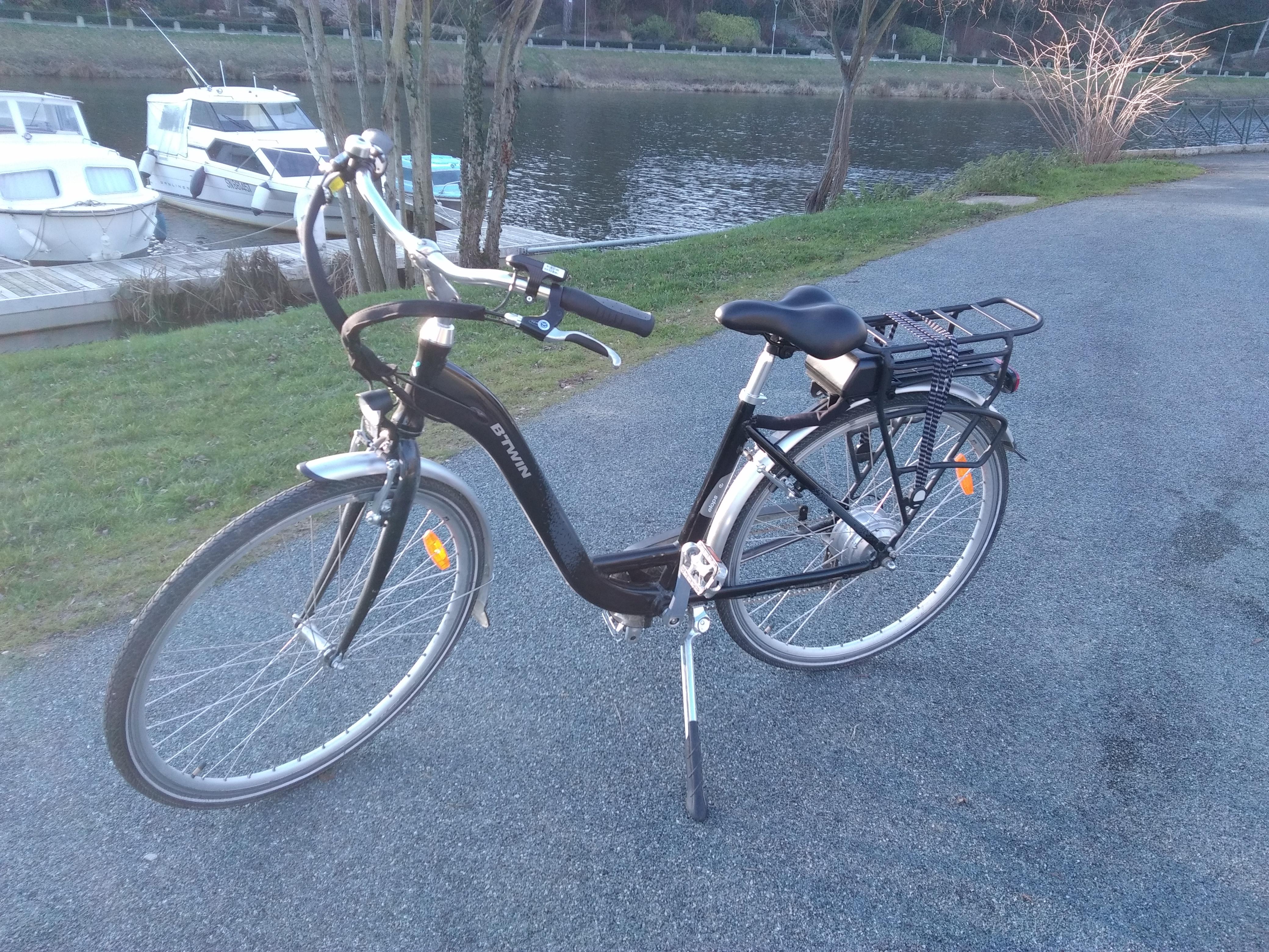Vélos assistance électrique BTWIN