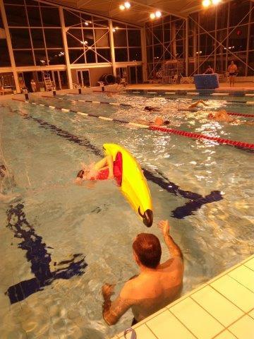 esquimautage Florian piscine