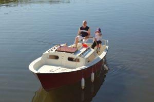 L'apollo Theater bateau à pédaliers