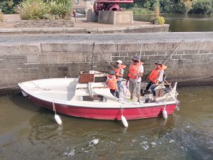 Appollo Theater bateau à pédaliers de Canotika